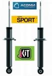 Комплект стоек LADA Priora / КIT АСОМИ / Спорт  задние К190.2915.004-00