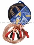 Провода прикуривателя 400А 2.5м в сумке / Nova Bright / 37661