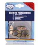 Комплект клемм АКБ бронзовые / ALCA / 509 000