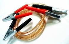 Провода прикуривателя 200А 2м в пакете силикон / ЕвроДеталь / ED5-200 S