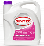 Антифриз SINTEC PREMIUM G-12+ / Красный / 990450 5KG