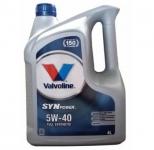 Масло Valvoline SynPower 5W40 SL/CF / 873472 872381 4L