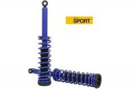 Комплект стоек LADA Kalina / АСОМИ / Спорт (-30мм) задние в сборе А110.2910.004-30
