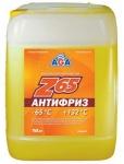 Антифриз AGA Z65 / желтый / AGA044Z 10KG