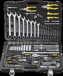 Набор инструментов универсальный (151 предмет) / BERGER / BG-151-1214