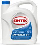 Антифриз SINTEC UNIVERSAL G-11 / Синий / 800522 5KG