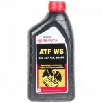 Масло TOYOTA ATF WS / 00289-ATFWS 0.946L