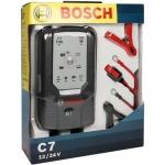 Устройство зарядное 12В/24В до  7А С7 / BOSCH / 018999907M