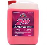 Антифриз AGA Z40 / красный / AGA003Z 10KG