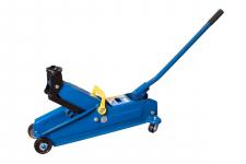 Домкрат подкатной 3 тонны (135-390 мм) в кейсе / KRAFT / KT 820005