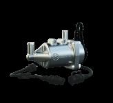 Предпусковой котел HYUNDAI -  1.5кВт с бамперным разъемом / Лидер / СЕВЕРС-М1