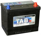АКБ  75Ah 740A / TAB POLAR / JIS MF полярность обратная