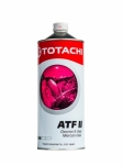 Масло TOTACHI ATF Dexron II / 4562374691131 1L