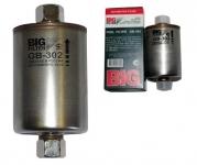 Фильтр топливный LADA 2105 2107 2110-2112 2113-2115 21214 2123 под резьбу / BIG FILTER / GB-302