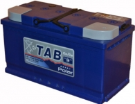 АКБ 100Ah 920A / TAB POLAR / BLUE полярность обратная
