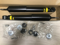 Комплект амортизаторов LADA 2123 Chevrolet Niva / MONROE / газ-масло  передние 2шт D7010