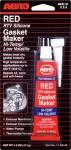 Герметик прокладка красный ABRO / 11-AB-42.5 42.5g