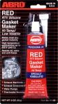 Герметик прокладка красный ABRO / 11-AB-85 85g