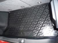Коврик багажника пластик Suzuki SX4 хэтчбек 2010- / L.Locker / 0112040200