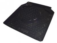 Коврик багажника пластик Chery Amulet A15 2006- / L.Locker / 0114010100