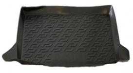Коврик багажника пластик Skoda Yeti 2009- / L.Locker / 0116050100