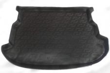 Коврик багажника пластик SsangYong Actyon 2011- / L.Locker / 0118010300