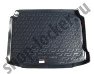 Коврик багажника пластик Peugeot 308 хэтчбек II 2013- / L.Locker / 0120070200