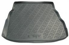 Коврик багажника пластик Geely CK седан 2009- / L.Locker / 0125030100