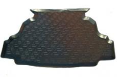 Коврик багажника пластик Geely Emgrand EC7 седан 2011- / L.Locker / 0125040100