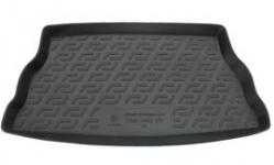 Коврик багажника пластик Lifan Smily 320 хэтчбек 2008- / L.Locker / 0131030100