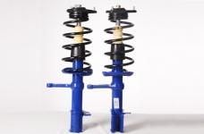 Комплект стоек LADA Kalina / АСОМИ / газ-масло  передние в сборе А119.2901.030/031