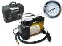 Компрессор одно - поршневой 12V 35 л/мин до  7 Атм / М5 / TORNADO AC580M