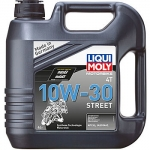 Масло LIQUI MOLY Motorbike 4T Street 10W-30 / 1688 4L