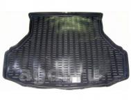 Коврик багажника пластик LADA Granta 2190 FL 2018- / REZKON /