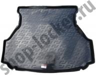 Коврик багажника пластик LADA Granta 21911 лифтбек 2014- / L.Locker / 0180080200