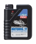 Масло LIQUI MOLY Snowmobil Motoroil 2T Synthetic / 2382 1L