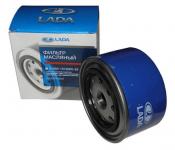 Фильтр масляный LADA 2105 2107 2110-2112 Priora Samara Kalina Granta Vesta Chevrolet Niva X-Ray / LADA IMAGE / 21080101200508