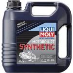 Масло LIQUI MOLY Snowmobil Motoroil 2T Synthetic / 2246 4L