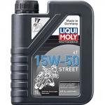 Масло LIQUI MOLY Motorbike 4T Street 15W-50 / 2555 1L