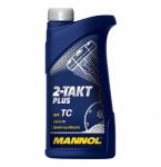 Масло MANNOL 2T PLUS JASO FD / 1404 1L