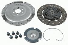 Сцепление Skoda Octavia 1.6 / SACHS / комплект