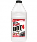 Жидкость тормозная FELIX DOT4 / Тосол-Синтез / 430101Н03 0.910KG