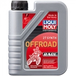 Масло LIQUI MOLY Motorbike 2T Synth Offroad Race / 3063 1L
