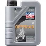 Масло LIQUI MOLY Motorbike 2T Offroad / 3065 1L