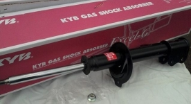 Амортизатор CHEVROLET Lacetti (J200) 2005.03- / KAYABA / газ-масло задний правый 333419