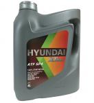 Масло HYUNDAI ATF SP-4 / Hyundai XTeer / 2747413 4L