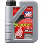 Масло LIQUI MOLY Motorbike 2T Synth Scooter Street Race / 3990 1L