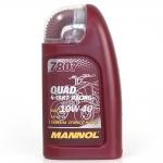 Масло MANNOL 4T Racing Quad 10W40 SL JASO MA/MA2 / 6005 7807 1L