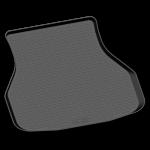 Коврик багажника пластик Datsun On-Do / REZKON / 5025040100