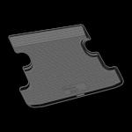 Коврик багажника пластик LADA 2131 2016- / REZKON / 5039035200